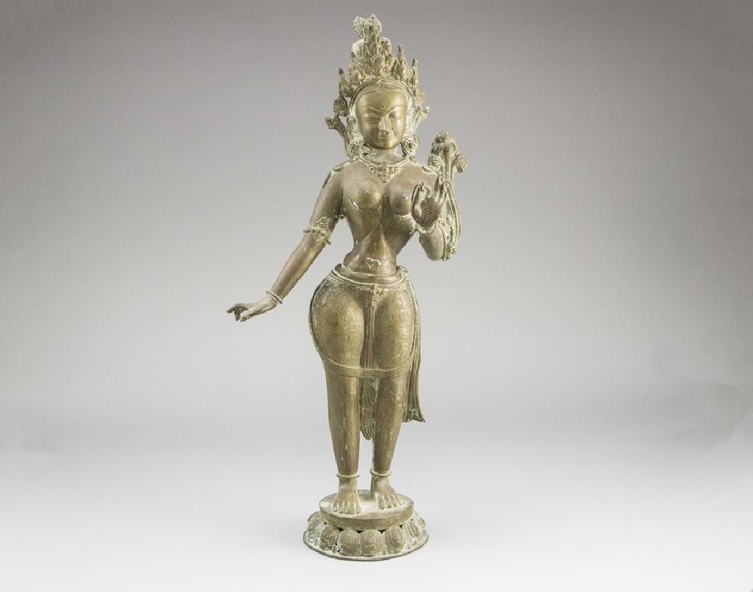 Indian Bronze Figurine