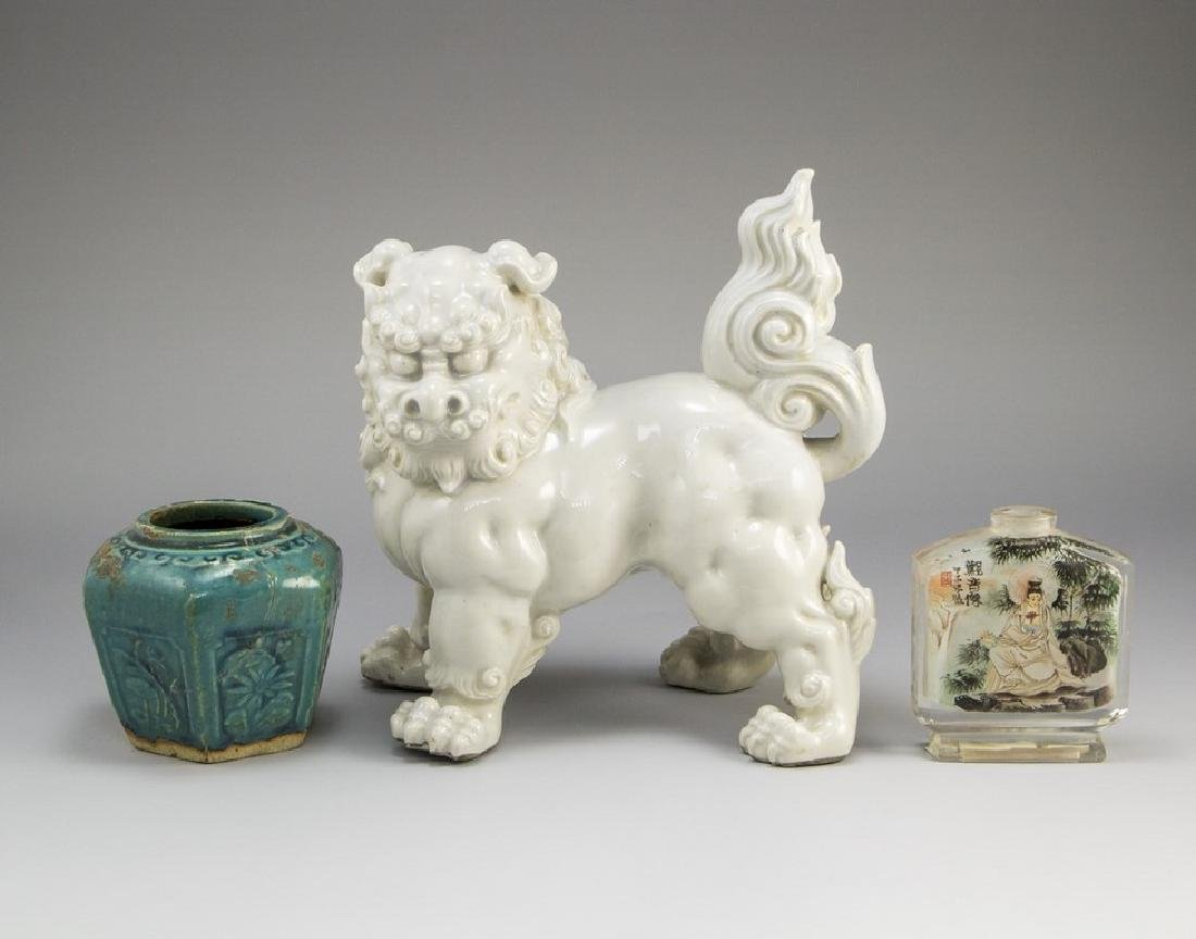 Lot of Chinese Items