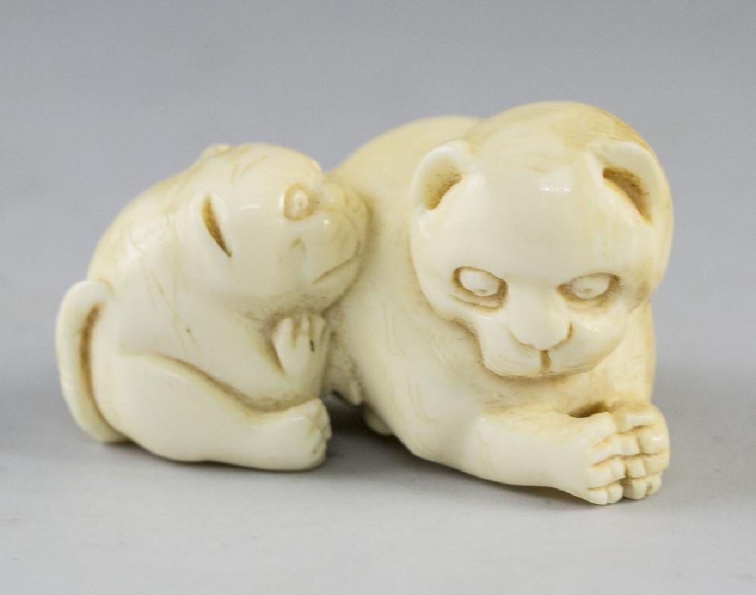 Japanese Ivory Netsuke