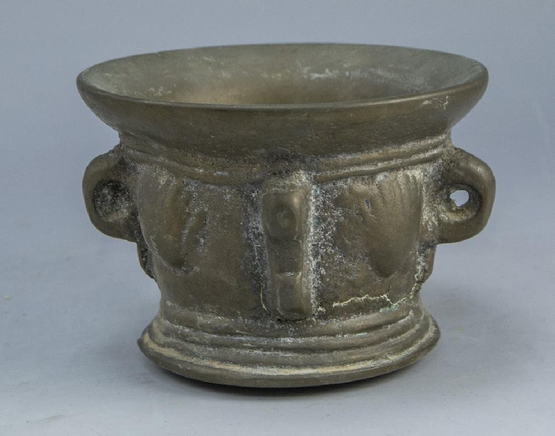 Antique French Mortar