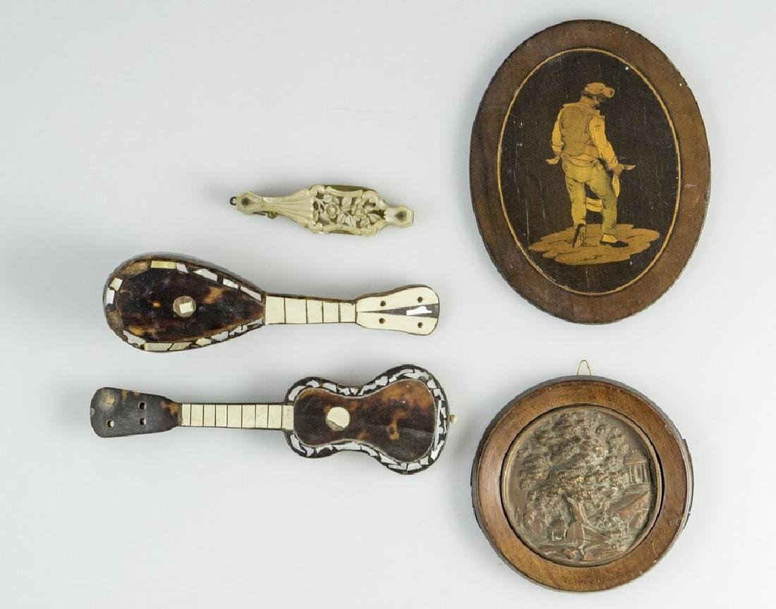 Lot of 5 decorative Items