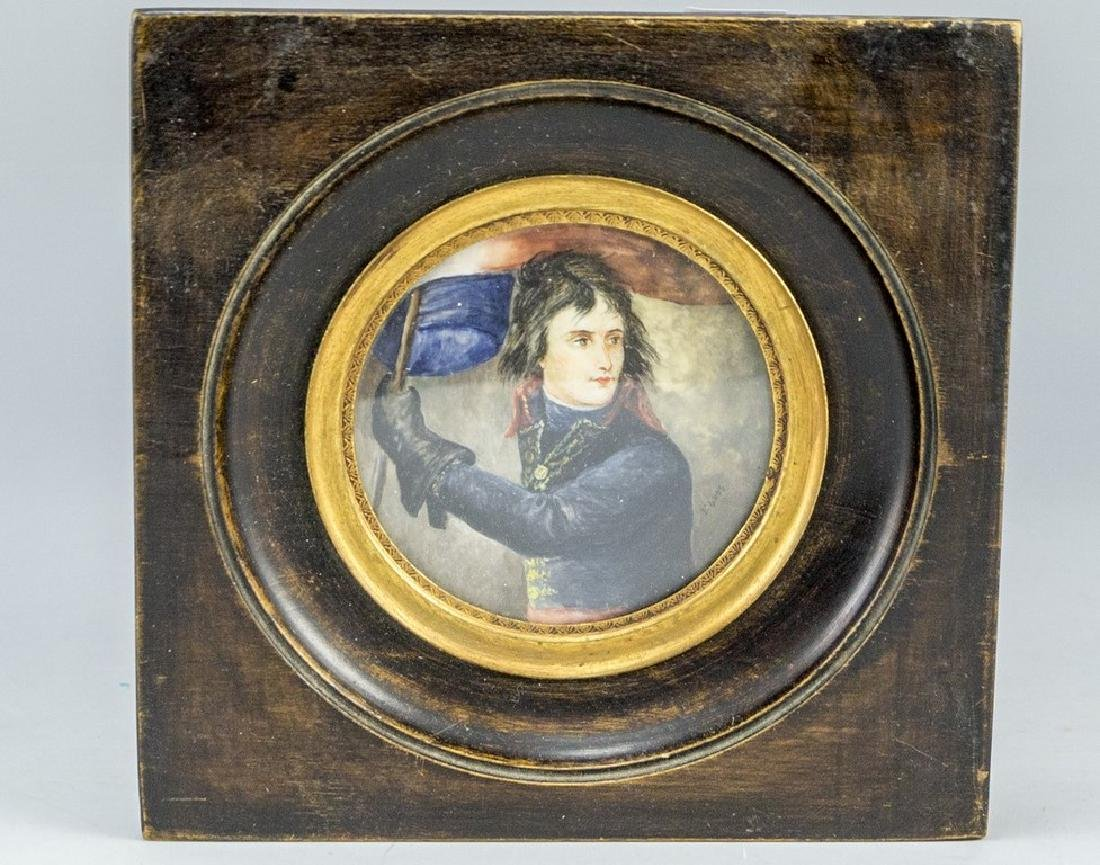 Miniature Painting, Napoleon