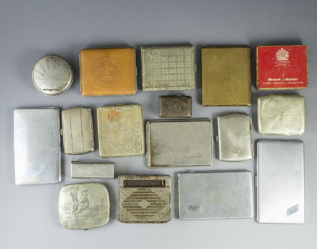 Lot of Cigarette Boxes