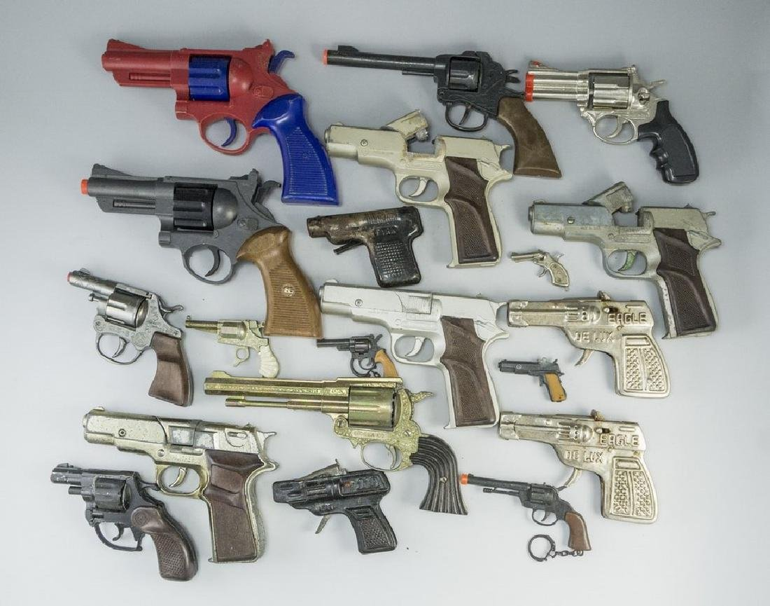 Lot of Toy Guns