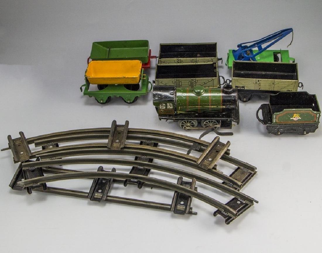 English Train Set