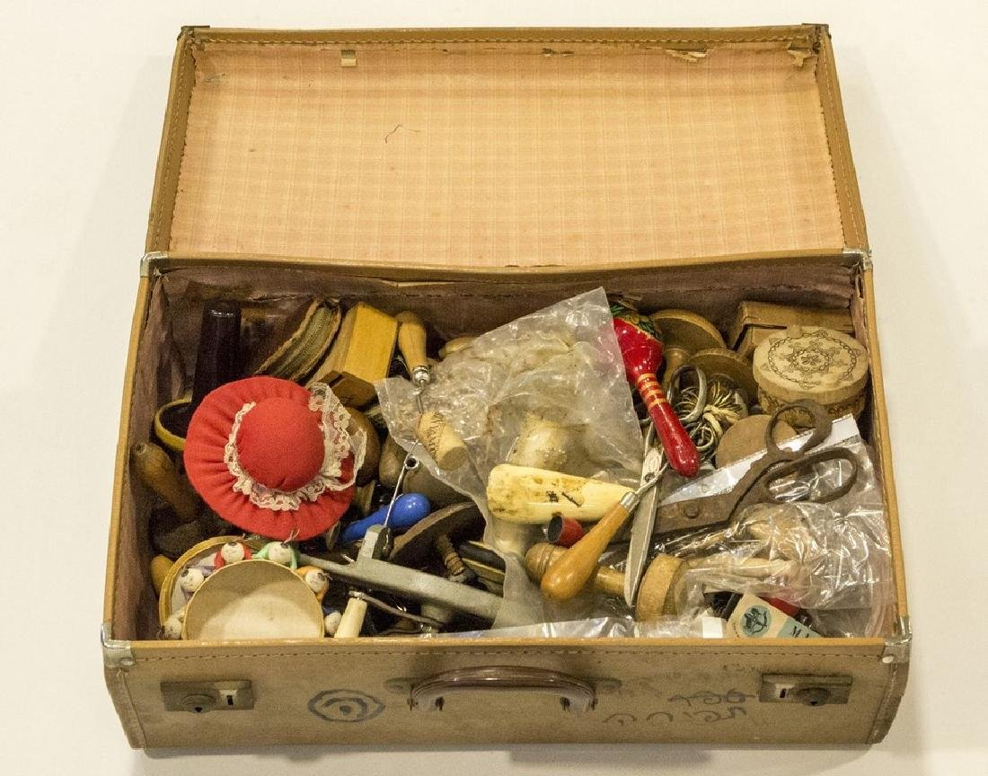 Lot of Sewing Tools