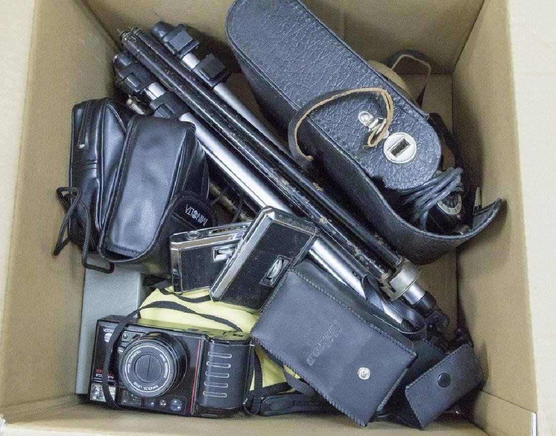 Lot of Photography Items