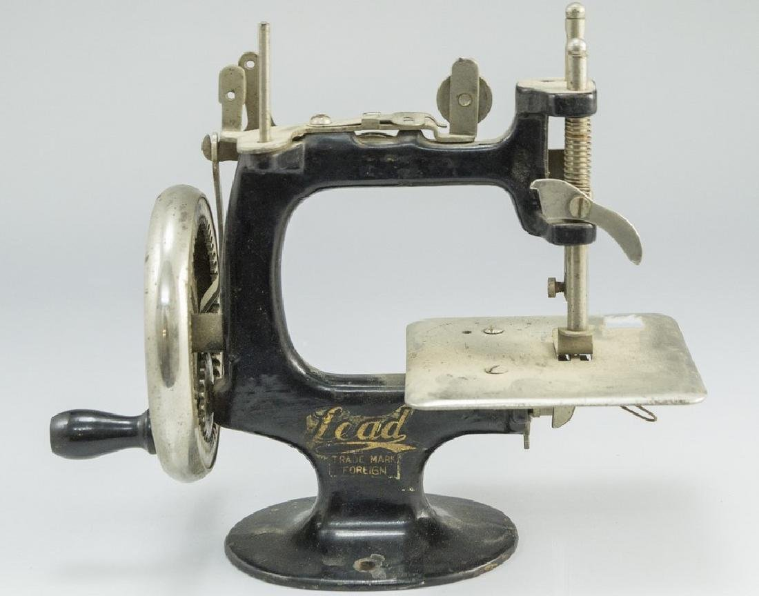 Japanese Sewing Machine