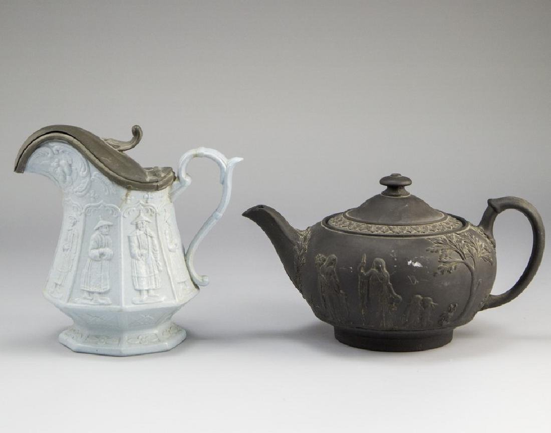 Lot of Earthenware Teapots/Jugs
