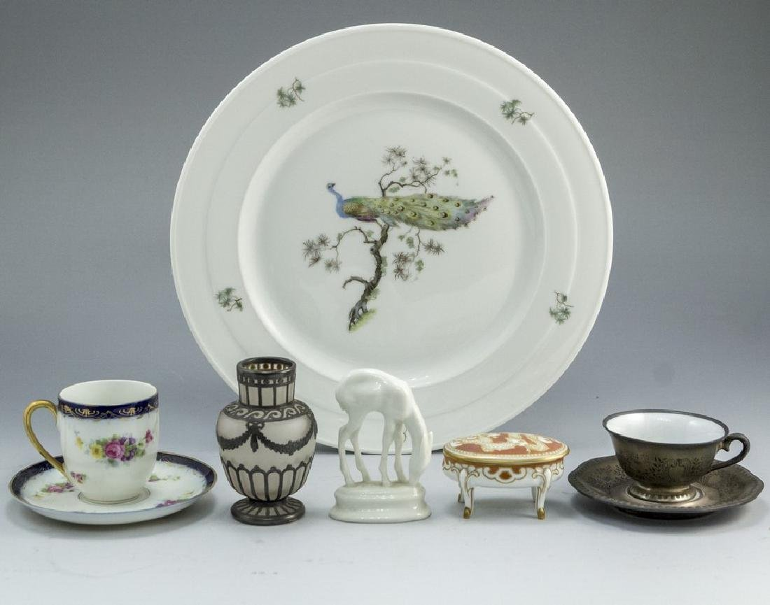 Lot of Rosenthal Porcelain Items