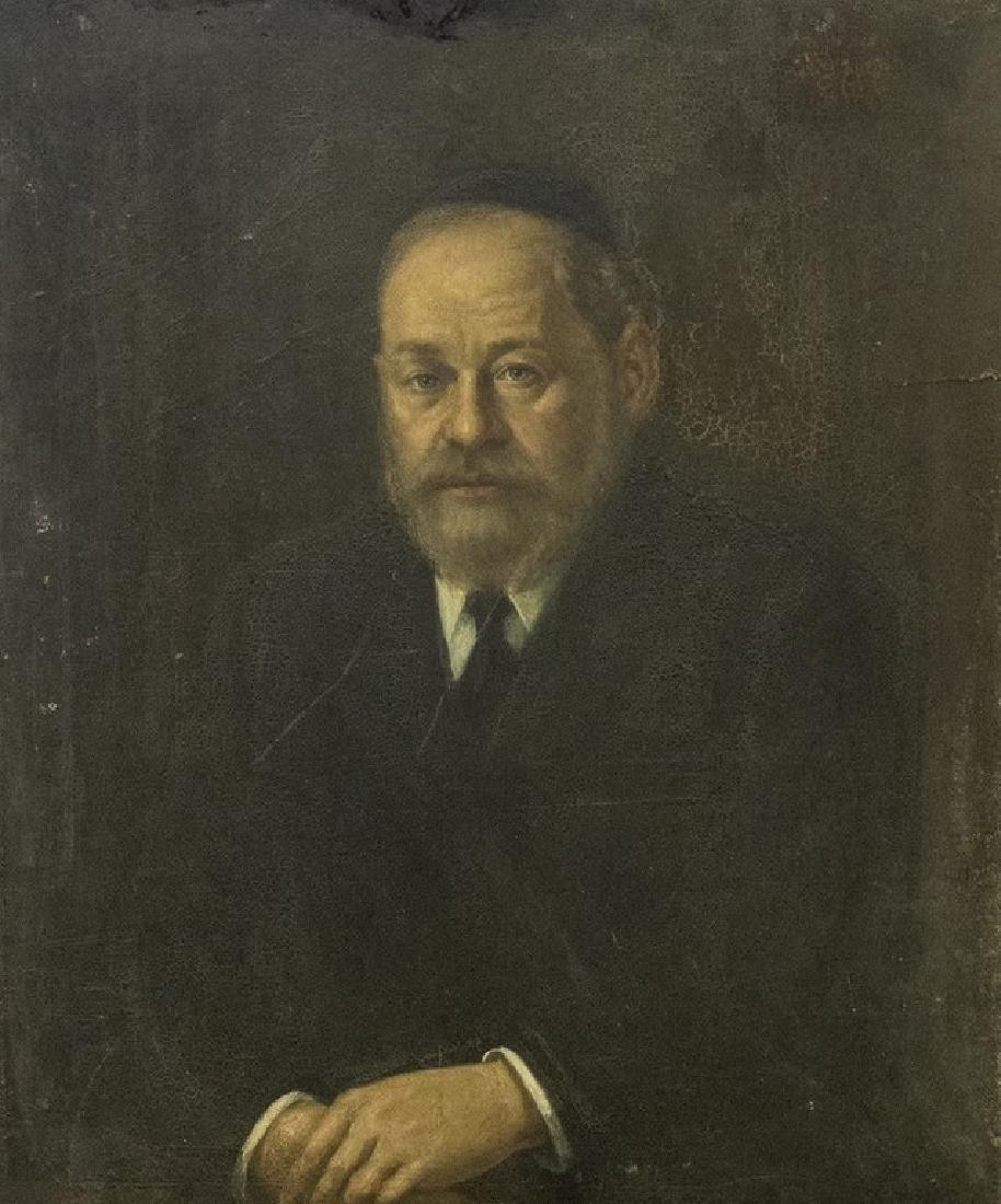 Unidentified Artist, Jewish Figure