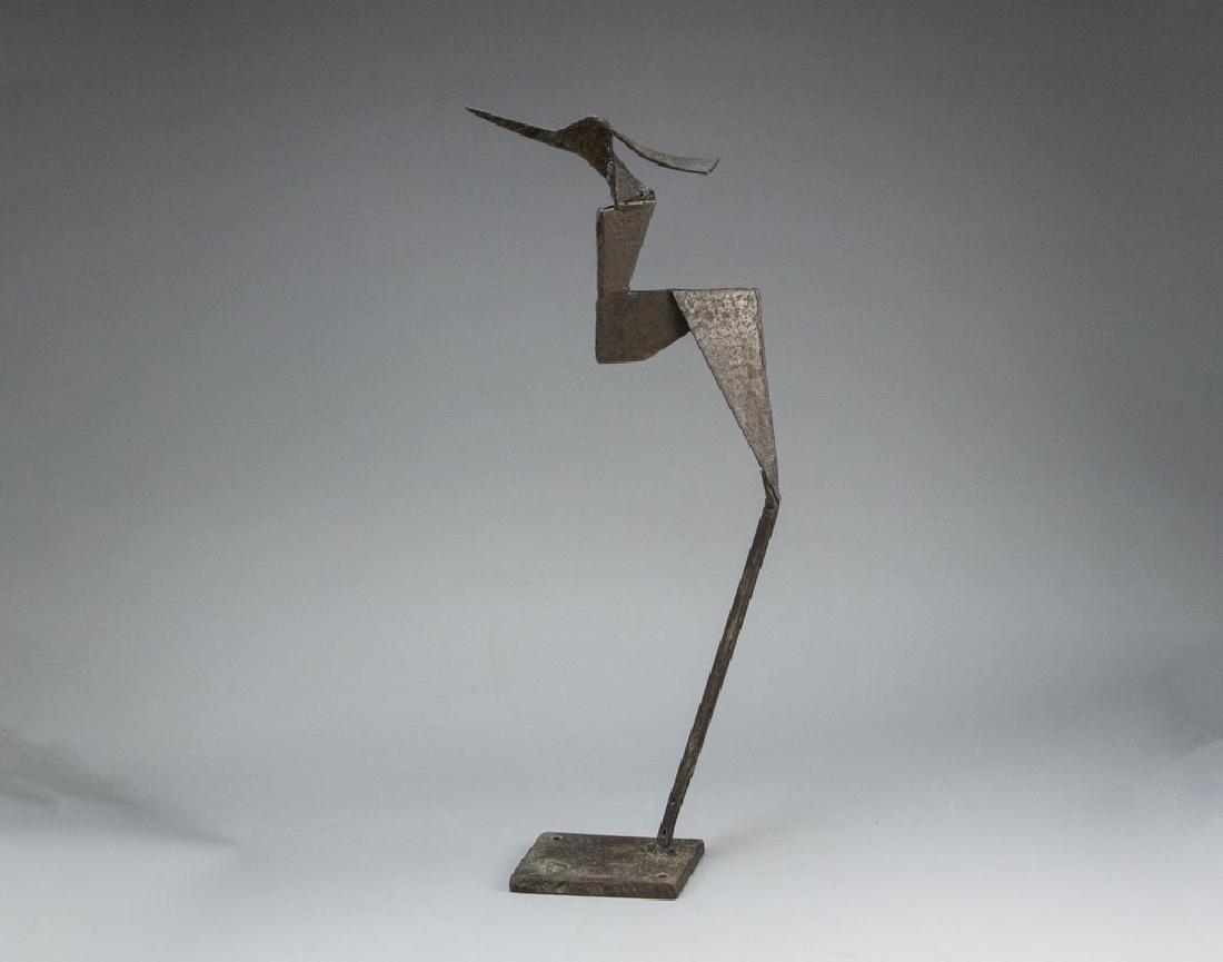 Unidentified Artists,  Iron sculpture