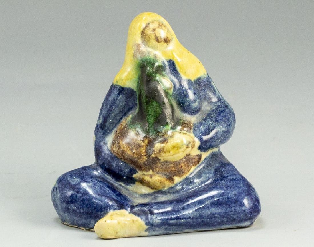Eva (Chava) Samuel, Ceramic Sculpture