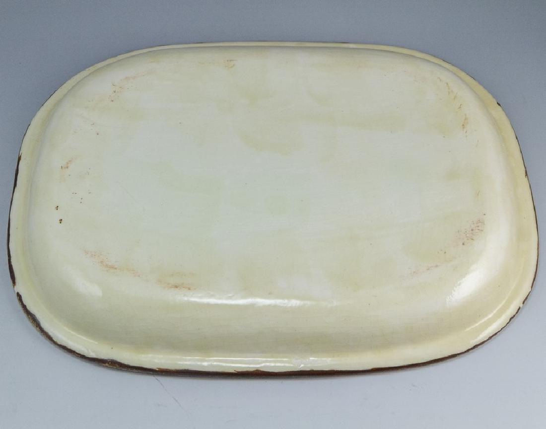 Marcel Janco, Ceramic Tray - 4
