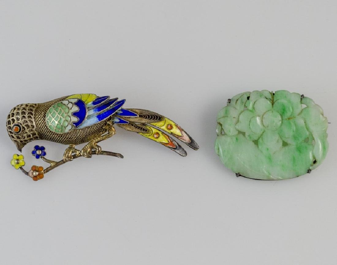 Chinese Brooches