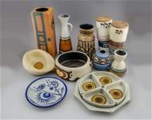 Ceramic Items, Lapid