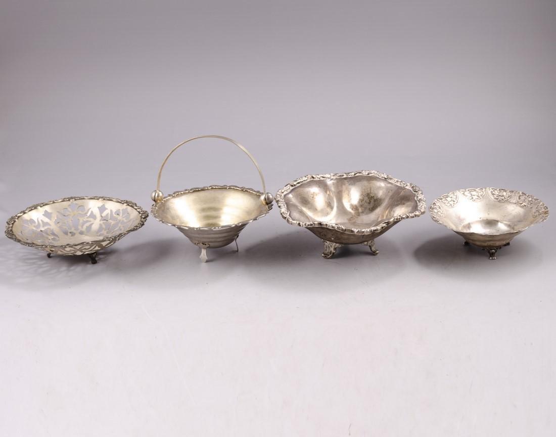 Silver Bowls - 2