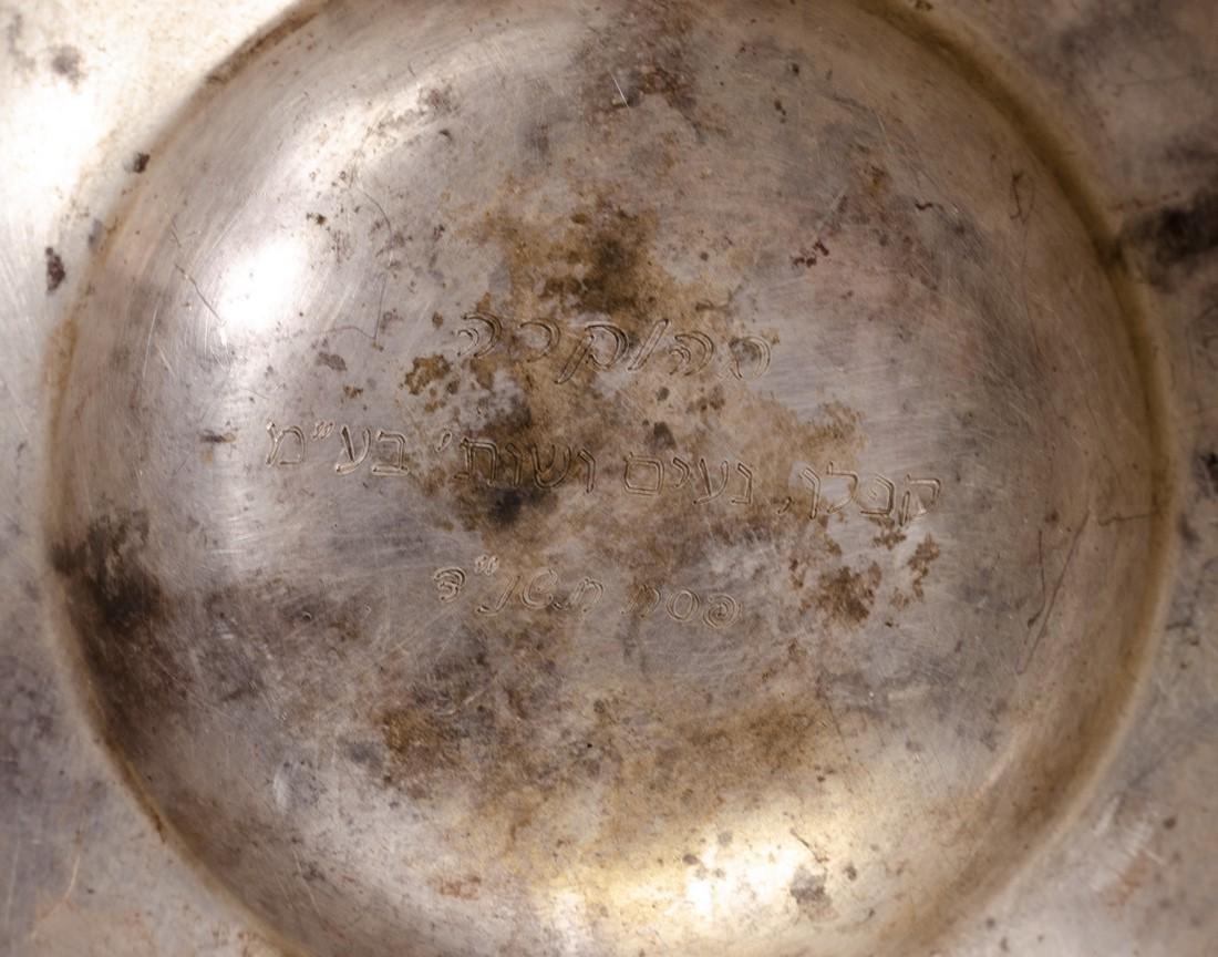 Silver Bowls - 8