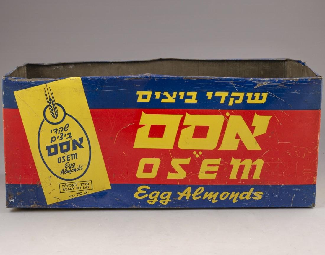 Israeli Tin Box, Osem