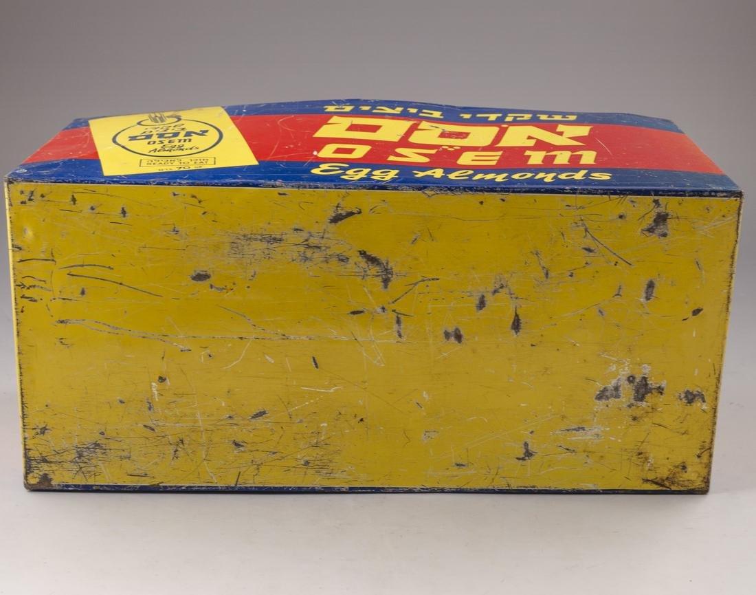 Israeli Tin Box, Osem - 4