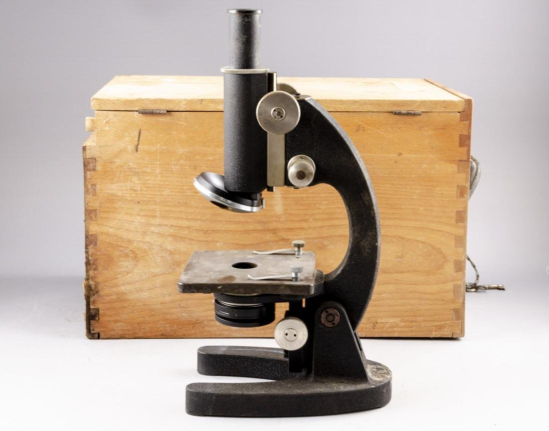 Old Microscope - 2