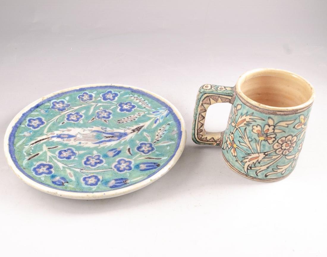 Armenian Ceramic Dishes - 2