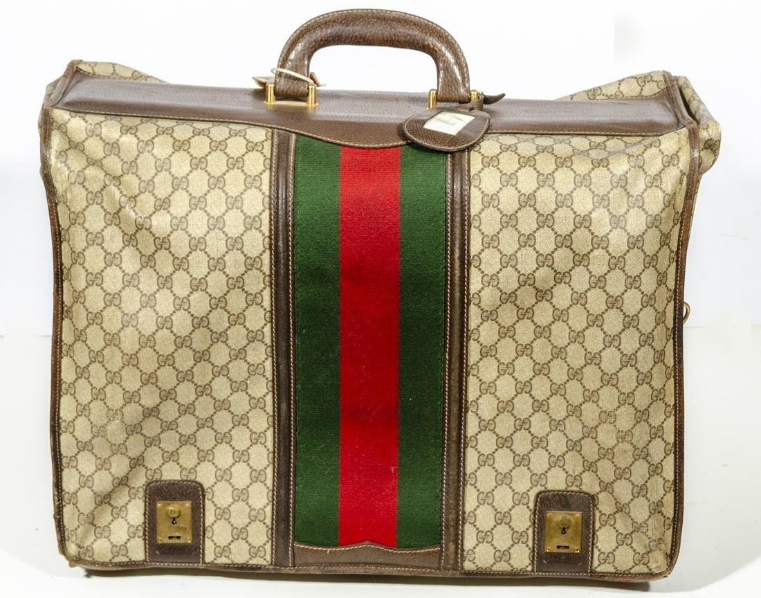 06d149c9d Vintage Gucci Garment Bag - Nov 19, 2018 | Ishtar Auctions LTD. in Israel