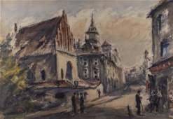 Friedrich (Bedrich) Feigl (Czech, 1884-1965)