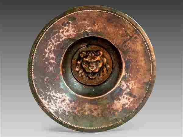 Copper Plate, Shalom Sebba