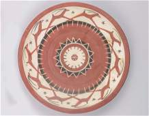 Israeli Ceramic Plate, Lapid