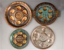 Israeli Passover Plate Lot