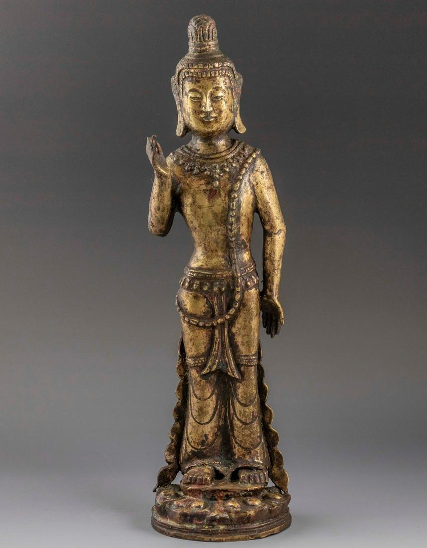 Chinese Bronze Sculpture
