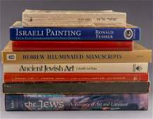 Lot of Judaica Books
