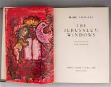 The Jerusalem Windows, Marc Chagall