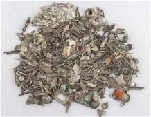 Silver Ethnic Jewelry