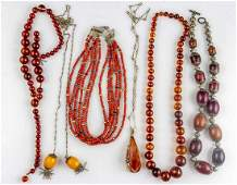 Lot of Ethnic Necklaces
