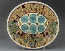 Israeli Seder Plate, Gofer