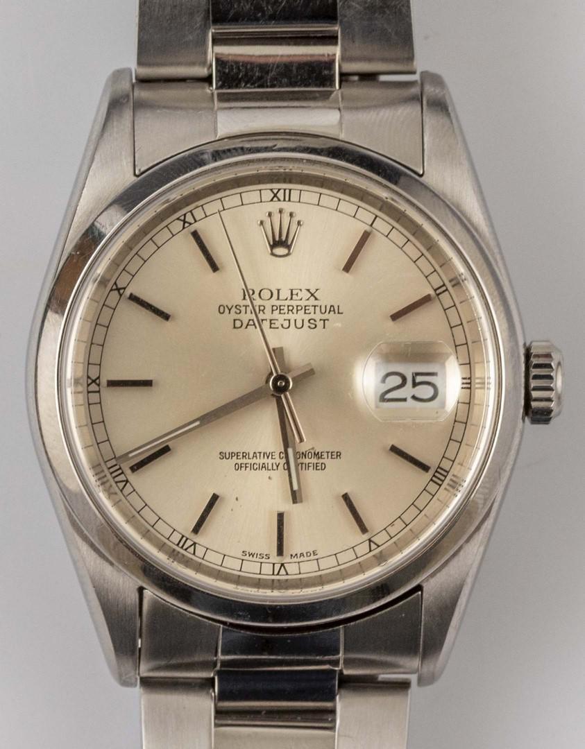 Men's Rolex Watch