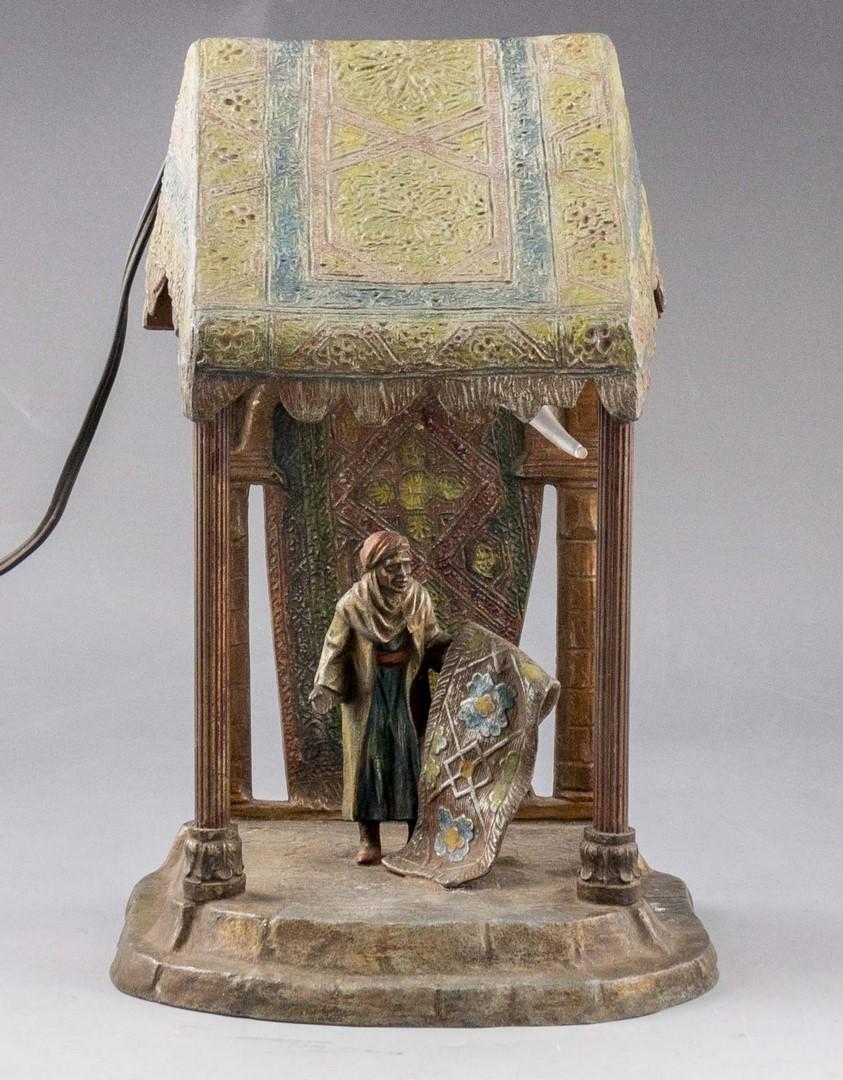 Bergman-Style Lamp