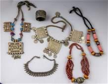 Ethnic Jewelry Lot