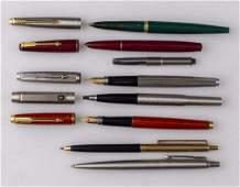 Parker Pen Lot