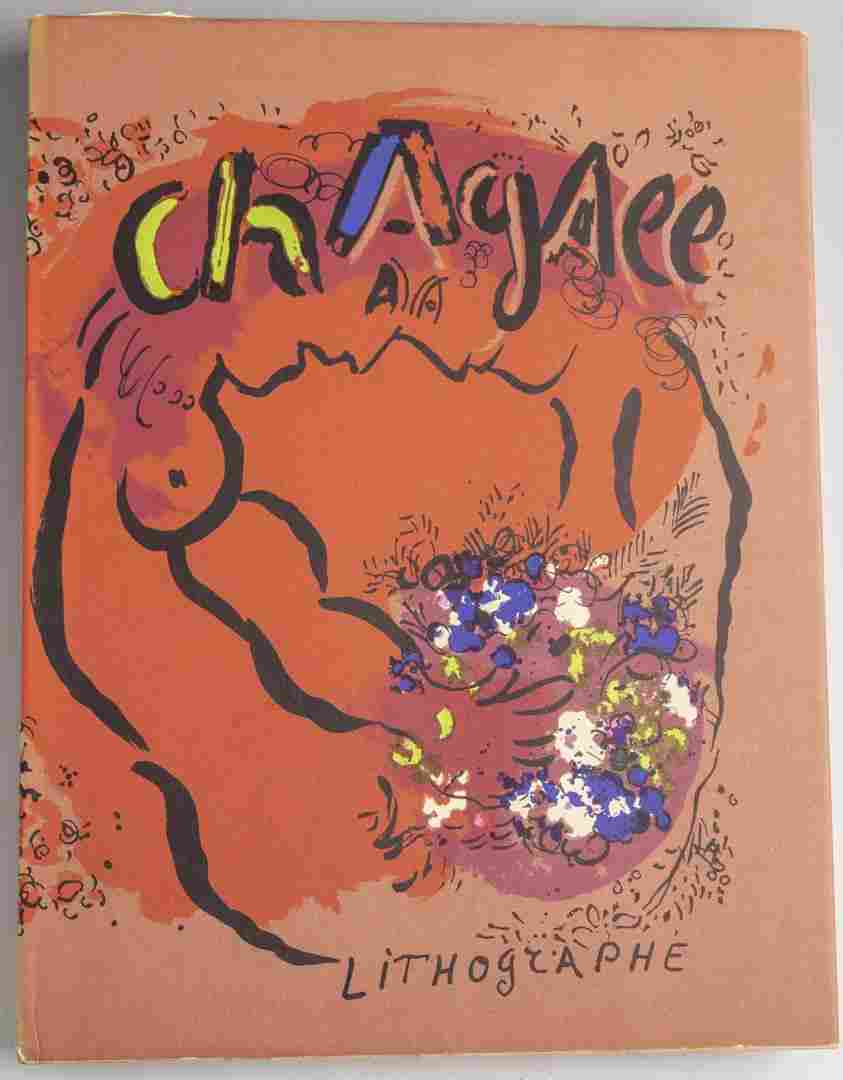 Chagall Lithograph, Vol. 1.