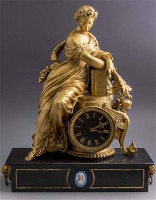 French Mantle Clock