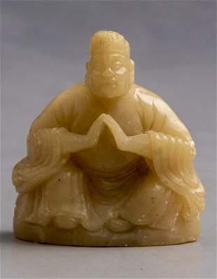 Chinese Hardstone Figurine