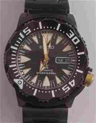 Men's Wristwatch, Seiko