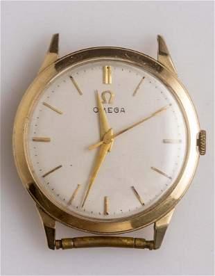 Gold Wristwatch, Omega