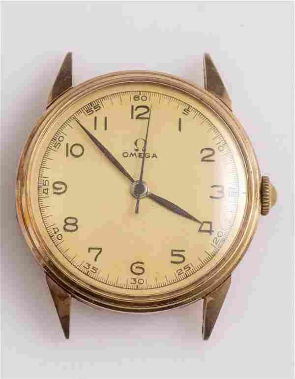 Men's Gold Wristwatch, Omega