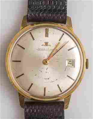 Gold Wristwatch, Jaeger-LeCoultre
