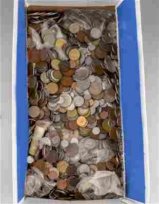 Israel and Other Countries Coins