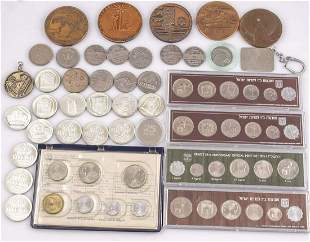 Israeli Coins and Medals